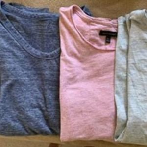 Bundle of 8 Banana Republic T- Shirts